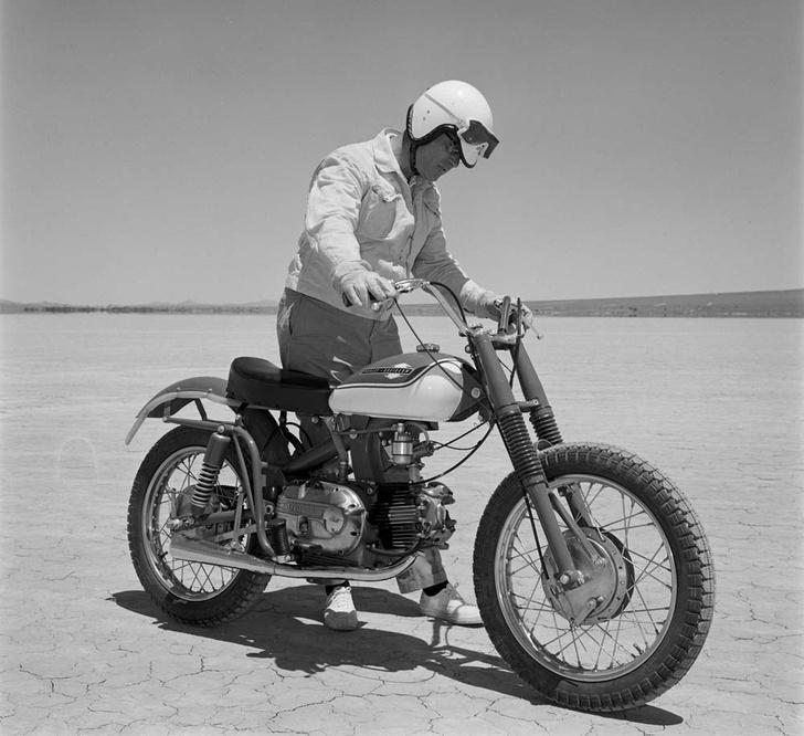 Фото №7 - Мотоцикл из консервной банки: история компании «Харлей-Дэвидсон»