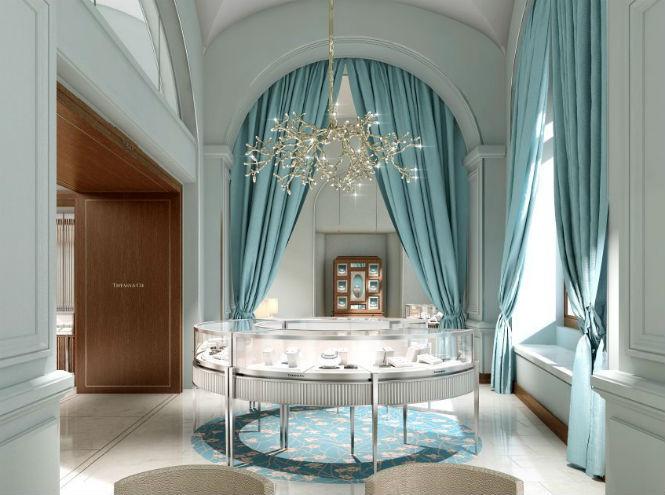 Фото №1 - Tiffany & Co откроет двухэтажный бутик в Москве