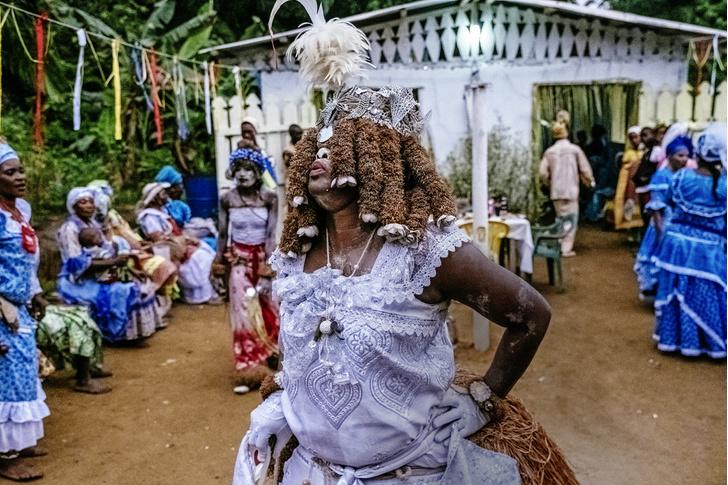 Фото №8 - Владычицы ночи: секретный ритуал Бвити в Габоне