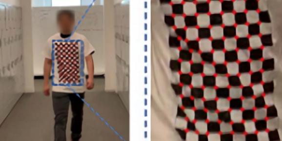 Фото №2 - Ученые разработали футболку, которая делает тебя «невидимым» для камер с искусственным интеллектом