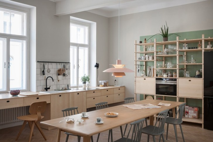 Фото №4 - Квартира для пары велосипедистов в Вене