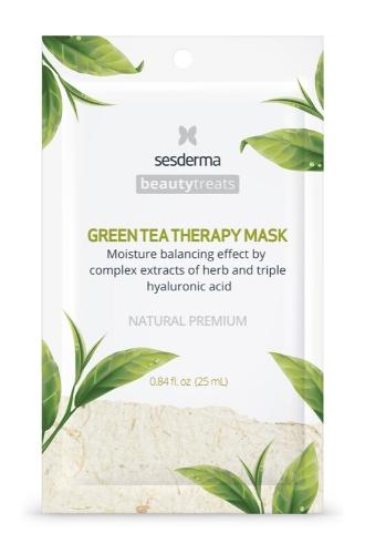 Тканевая маска для лица Green Tea Therapy Mask от Sesderma