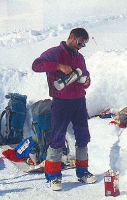 Фото №4 - В снегах на Мак-Кинли