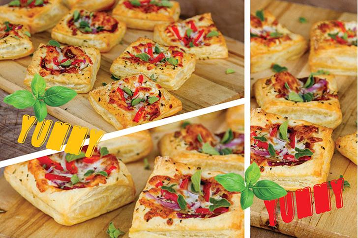 Мини-пицца рецепт