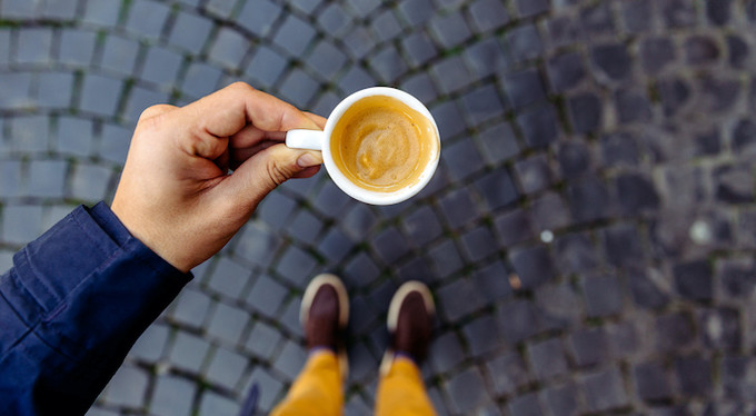 День, когда... я решила спасти свою кофейню