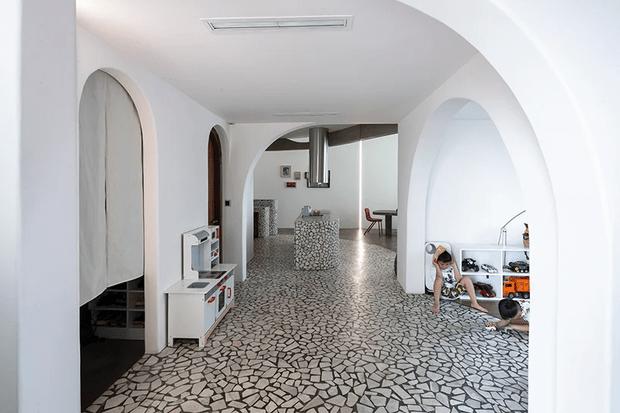 Фото №6 - Квартира для любителя модернизма во Вьетнаме