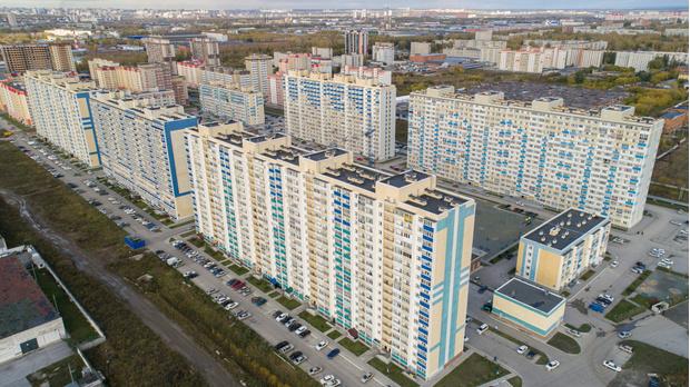 Фото №1 - В России стали вводить больше жилья