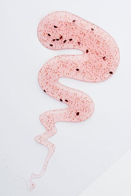 Гель-гоммаж для душа «Красные ягоды», Yves Rocher