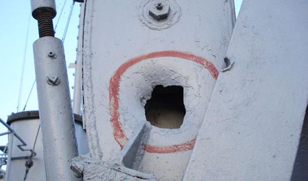 Фото №2 - Северокорейская атака на океанографов