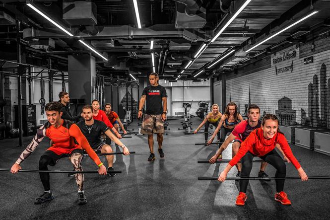 Фото №11 - Разбудить тело: 5 новых тренировок по функциональному тренингу