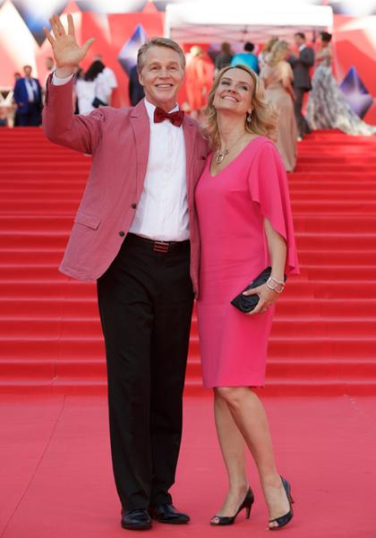 Фото №17 - Закрытие ММКФ-2016: самые интересные пары на красной ковровой дорожке