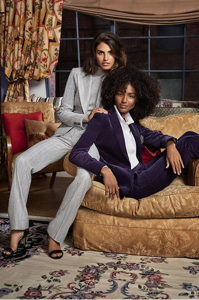 Фото №2 - Ralph Lauren выпустили коллекцию в стиле Рейчел из сериала «Друзья»