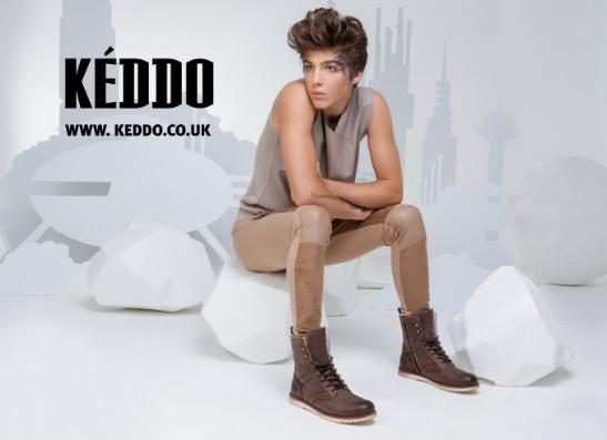 Фото №1 - Рома Желудь снялся в рекламной кампании KEDDO