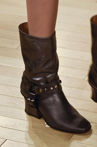 Фото №42 - Самая модная обувь сезона осень-зима 16/17, часть 2