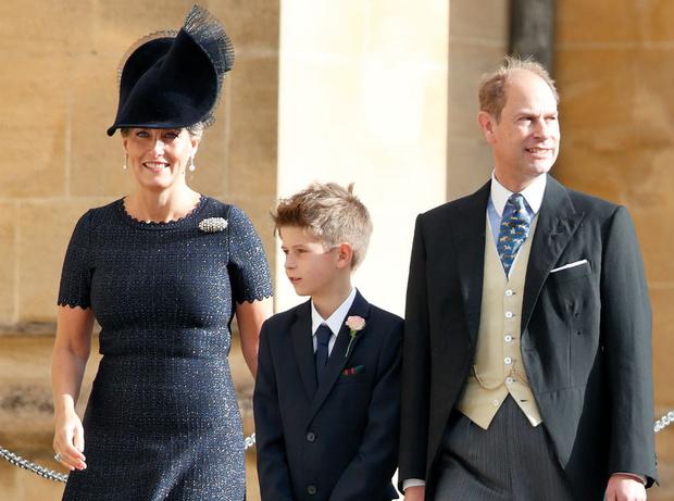 Фото №3 - Наследие Короны: какой титул любимый внук Елизаветы получит после совершеннолетия