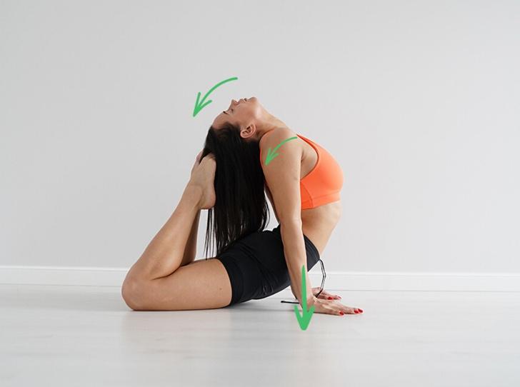Фото №9 - Тренировка гимнастов: 5 простых упражнений для гибкости