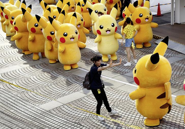 Фото №4 - Мания преследования: за что мы любим покемонов