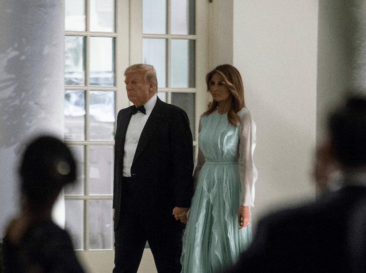 Фото №5 - Почему Дональд Трамп ничего не подарил Мелании на день рождения