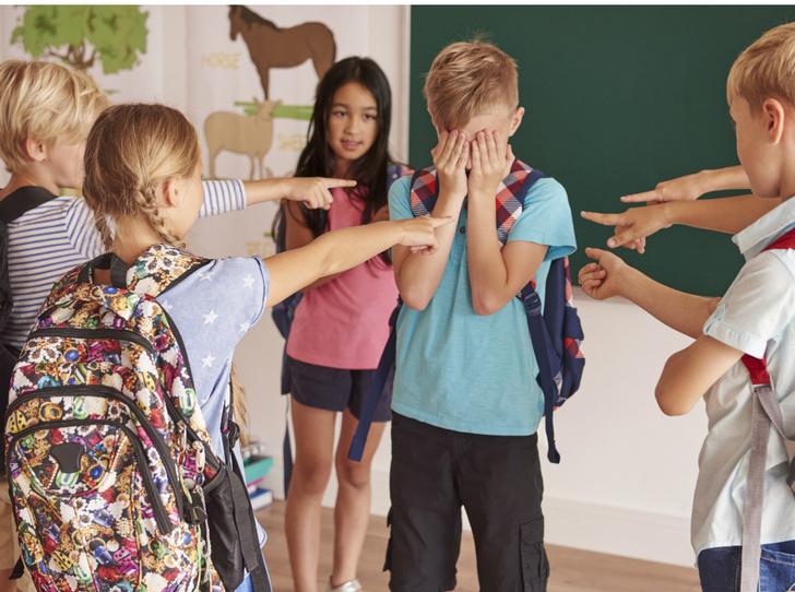 Фото №1 - Что делать, если ребенка обижают в школе: советы психолога