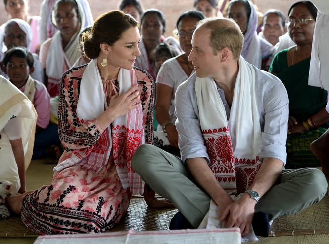 Фото №33 - Кейт Миддлтон и принц Уильям: история в фотографиях