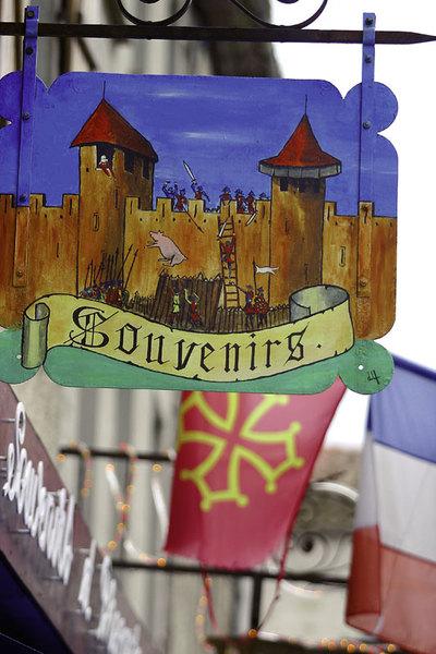 Фото №2 - Каркассон: ожившее средневековье