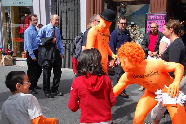 Фото №6 - Призраки и клоуны на Королевской Миле