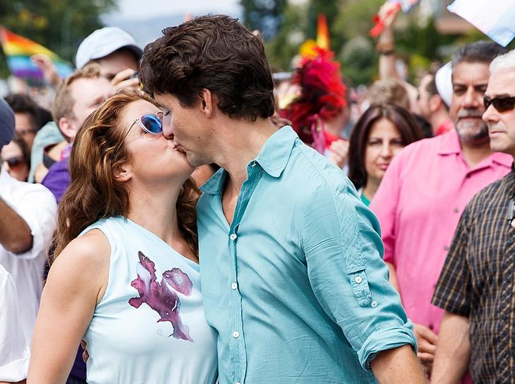 Фото №5 - Джастин Трюдо и Софи Грегуар: история любви, достойная Голливуда