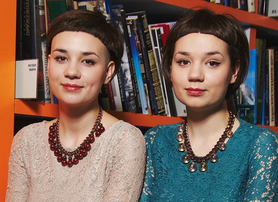 Фото №1 - Copy Past: такие разные близнецы