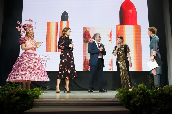Фото №2 - Marie Claire вручил награду Prix d'Excellence de la Beauté