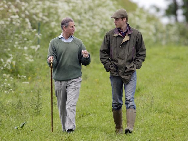 Фото №3 - Будущие наследник и король: как Уильям и Чарльз обсуждают свои грядущие роли