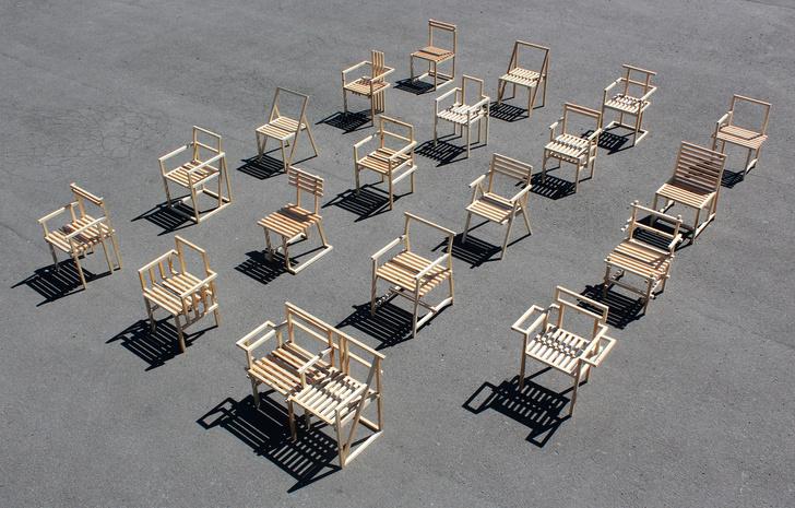 Фото №5 - 19 стульев, созданных на карантине