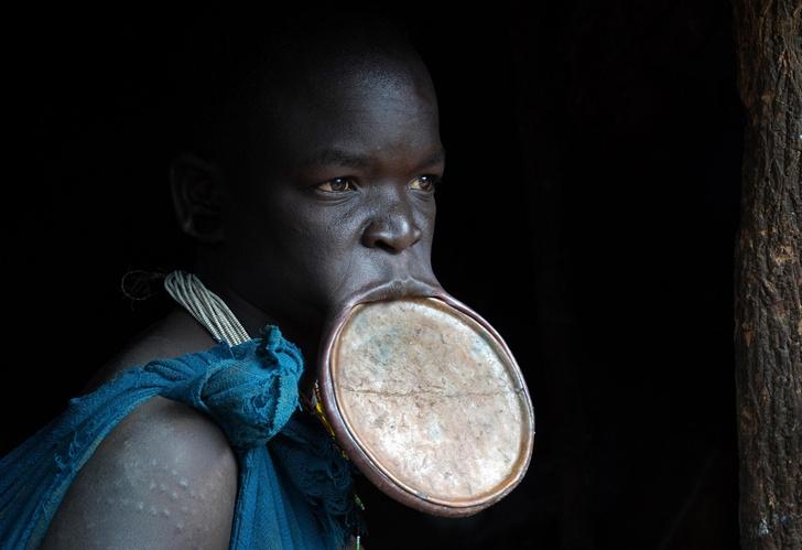 Фото №1 - Племя сурма