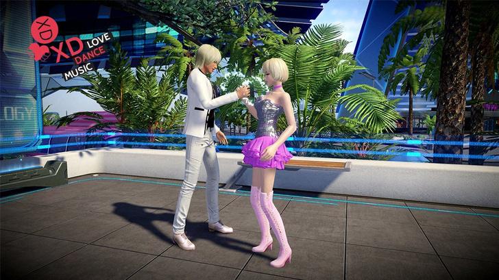 Фото №1 - Стань первой! Начни играть в XD: Love Dance Music!