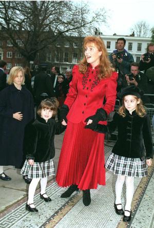 Фото №2 - Самая болезненная потеря Сары Фергюсон после развода с принцем Эндрю
