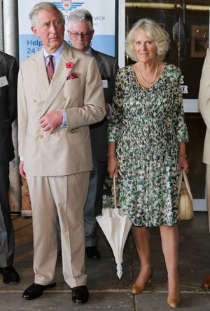 Фото №7 - Табу для жены: вещь, которую Диана не могла делать в браке с Чарльзом (а Камилла может)