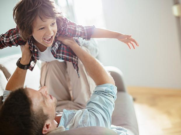 Фото №4 - Отношения после развода, или Как женщине с ребенком начать все заново