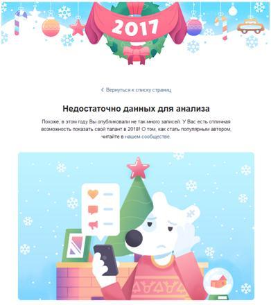 Фото №2 - «ВКонтакте» запустила приложение, которое поможет тебе подвести итоги года