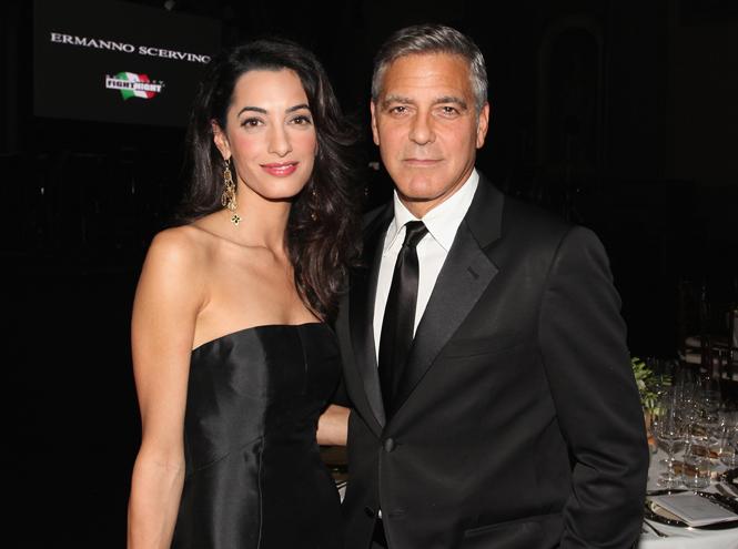 Фото №13 - Джордж и Амаль Клуни: история любви