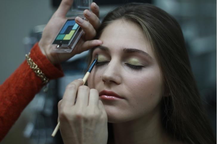 Фото №6 - Как сделать макияж в осенних тонах