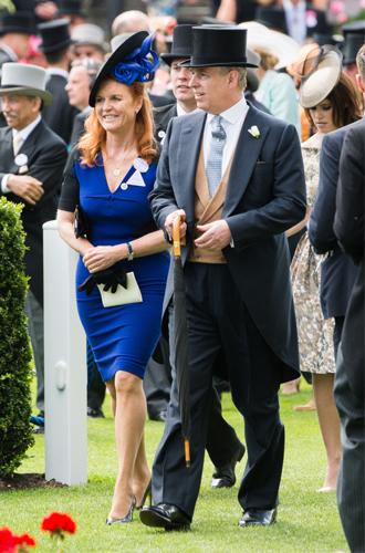 Фото №3 - Могут ли герцог и герцогиня Йоркские стать супругами второй раз?