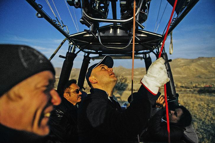 Фото №4 - Заклинатели ветров: интервью с пилотом воздушного шара