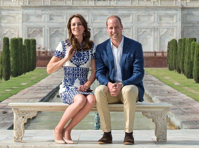 Фото №15 - Самые трогательные моменты из жизни герцогини Кембриджской в 2016 году