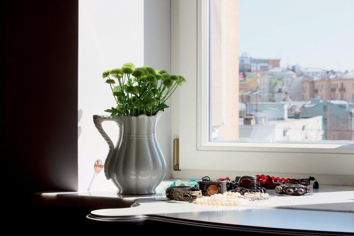 Фото №6 - Из архивов ELLE DECORATION: московская квартира Софико Шеварнадзе