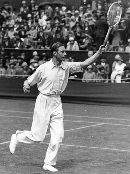 Фото №2 - Виндзоры и Уимблдон: краткая история отношений королевской семьи и тенниса
