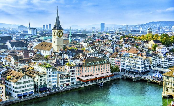 Фото №1 - 10 лучших городов для жизни