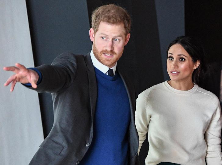 Фото №6 - Эксперт по языку тела: «Принц Гарри не может поверить в свою удачу»