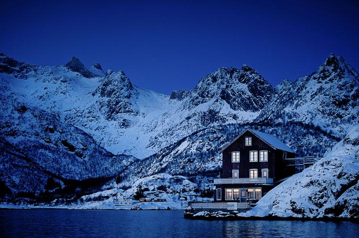 Фото №10 - Норвегия: рыбацкие сети