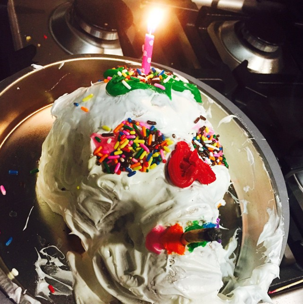 Фото №25 - Звездный Instagram: Леденцы, маффины и печеньки