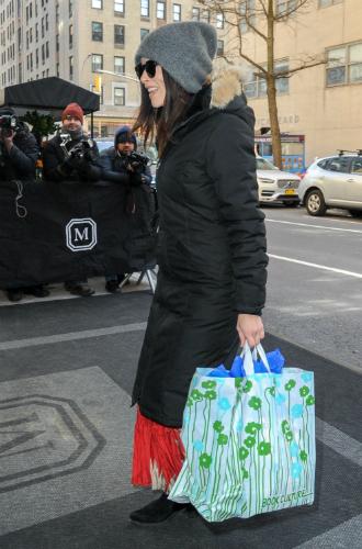 Фото №5 - Как Меган Маркл проводит время в Нью-Йорке (подробностей все больше)