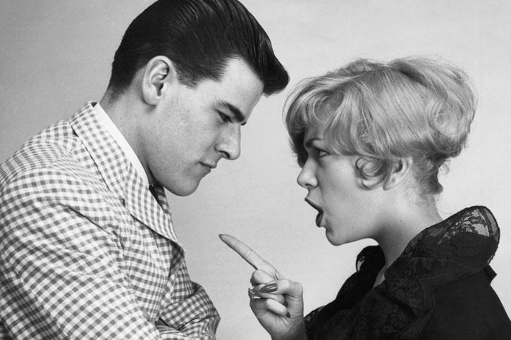 Семейные ссоры: как остаться вместе?